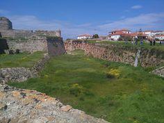 Castle oh METHONI