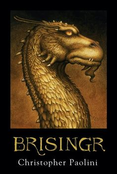 BRISINGR. Christopher Paolini . Eragon y su dragona, Saphira, han conseguido escapar con vida después de la colosal batalla contra los guerreros imperiales. Una vida que Eragon sabe sujeta a la fuerza de las promesas sin cumplir. La primera es la que Eragon le hizo a su primo Roran: rescatar a su amada, Katrina, de las garras del rey Galbatorix. Eragon se ve obligado a elegir. Una elección que podría llevarlo a recorrer el Imperio entero, e incluso más allá de sus fronteras.