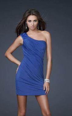 minihems.com short blue dresses (15) #shortdresses