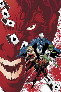 DC Comics June 2015 Covers and Solicitations - Comic Vine