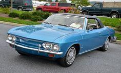1966 Chevrolet Corvair Monza Convertible