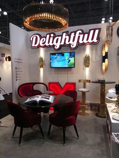 Contemporary Furniture Design By Top Interior Design Brands: Covet House At  The Covet Lounge, ICFF NYC 2017 | ICFF NYC 2017 | Pinterest | Youu0027re Next,  ...