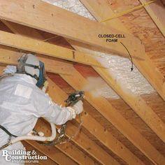 53 best spray foam insulation images on pinterest spray foam all about diy spray foam insulation kits construction pro tips solutioingenieria Choice Image