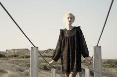"Ivana Helsinki – ""Moomin by Ivana Helsinki"" Russian Fashion, Moomin, Ss 15, Helsinki, Editorial Fashion, Kimono Top, Stylish, Tops, Dresses"