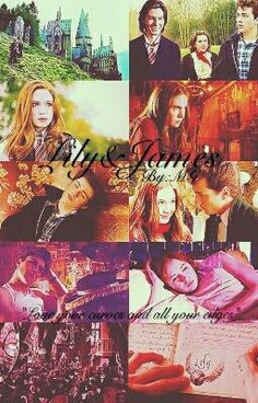 """Lily&James """"Za nią skoczę w ogień"""" #wattpad #fanfiction"""