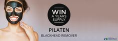 """win-a-years-supply-of-pilaten-blackhead-remover-mask"""""""