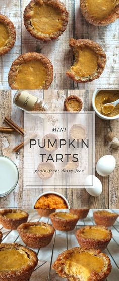 All the flavor and creaminess of a pumpkin pie wrapped up in bite-size packages surrounded by a chewy snickerdoodle cookie crust. Perfect for Thanksgiving or anytime you get that pumpkin pie craving.