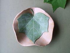 small decorative polymer clay dish   Flickr - Photo Sharing!