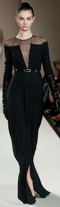 Temperley London Fall 2013 Runway