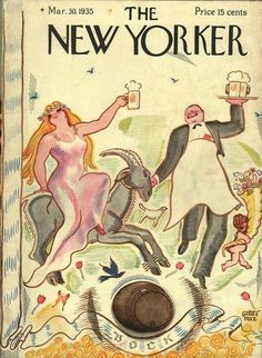 The New Yorker March 30 1935