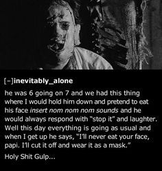 scary stuff that will give you nightmares - Google Search