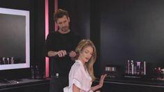 Victoria's Secret - Get the look: Fashion show runway hair