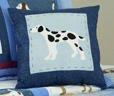 Dalmatian Puppy Dog Decorative Throw Pillow