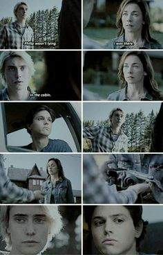 Loved this scene from Eyewitness