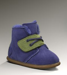 Ugg Infant Lil Chuck (in Medieval Blue/Olive) Lane Boy, Ugg Classic, Ugg Boots, Uggs, Infant, Slippers, Booty, Womens Fashion, Sneakers