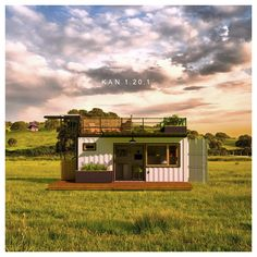 The KAN is designed to be an off-grid, self-sufficient home, built from a shipping container. Our blog offers insights, tips and tricks to building your own off grid sustainable home. Visit our w…