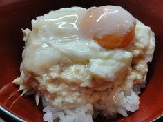 """""""Tomori devised"""" Tofu Don bowl """"will be Maeka! I want to eat absolutely in the summer without appetite Tofu Recipes, Wine Recipes, Cooking Recipes, My Favorite Food, Favorite Recipes, How To Cook Rice, Food Shows, Unique Recipes, Food Cravings"""