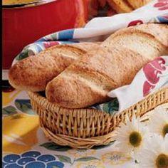 Cheesy Italian Bread Allrecipes.com, this is a winner today