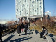 High Line NY - Dicas de Férias