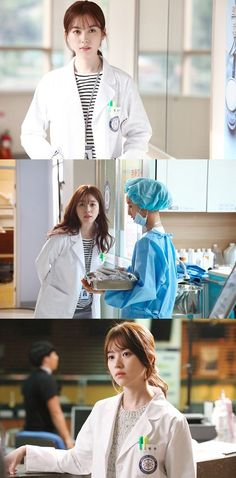 'W' unveils first still images of Han Hyo-joo's as cardiothoracic surgery resident doctor, Oh Yeon-joo W Kdrama, Best Kdrama, W Two Worlds, Between Two Worlds, Jung Suk, Lee Jong Suk, Korean Actresses, Actors & Actresses, Artists