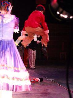 Fritz breaking the Nutcracker Doll.  VRDC 2014.  Photo: Kelly Millar