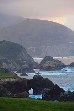 Beyond Ordinary Guides Big Sur Bridge