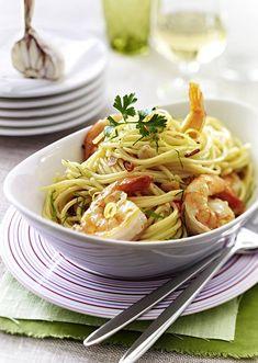 Unser beliebtes Rezept für Spaghetti auf Sizilianische Art und mehr als 55.000 weitere kostenlose Rezepte auf LECKER.de.