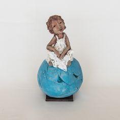 Escultura ceràmica de Natàlia Ferré Fotografia feta per Ilde Cuesta
