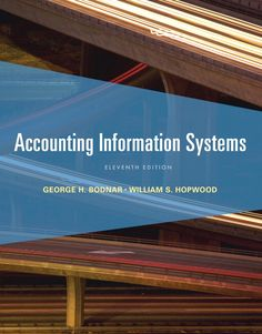 Solution manual for Accounting Information Systems 11th Edition by Bodnar ISBN 0132871939 9780132871938 INSTRUCTOR SOLUTION MANUAL VERSION  http://solutionmanualonline.com/product/solution-manual-accounting-information-systems-11th-edition-bodnar-isbn-0132871939-9780132871938-instructor-solution-manual-version/