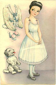Antique Passion-Nellie Láminas Antiguas,Vintage,Retro...y manualidades varias: Más Recortables!!