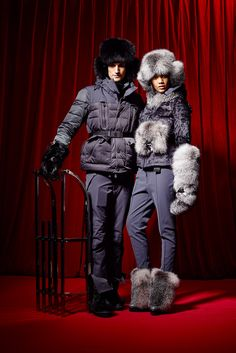 Moncler Grenoble Fall 2015 Ready-to-Wear - Collection - Gallery - Style.com
