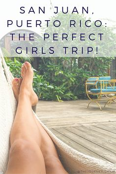 San Juan, Puerto Rico: The Perfect Bachelorette Destination - Pin now, plan your travels later!