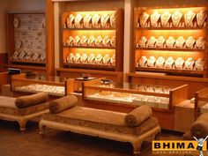 Explore the gorgeous Bhima Jewellers Collections with price- online shopping catalog including antique designs, lightweight gold collections, traditional ornaments, necklace designs, ring collections, & mangalsutra available in Bhima online shopping website.