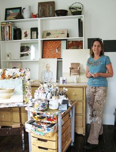 Design*Sponge Interview and Studio Tour with Holly Farrell