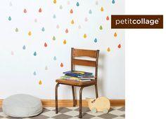 Petit collage: puzzles infantiles, vinilos, decoración infantil