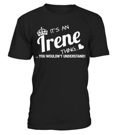 It's An Irene Thing   => Check out this shirt by clicking the image, have fun :) Please tag, repin & share with your friends who would love it. Christmas shirt, Christmas gift, christmas vacation shirt, dad gifts for christmas, mom gifts for christmas, funny christmas shirts, christmas gift ideas, christmas gifts for men, kids, women, xmas t shirts, Ugly Christmas Sweater Shirt #Christmas #hoodie #ideas #image #photo #shirt #tshirt #sweatshirt #tee #gift #perfectgift #birthday #Christmas