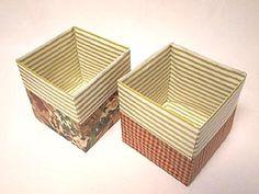☆折り紙の箱作り方・深い箱バージョン☆ : ガジャのねーさんの 空をみあげて☆ Hazle cucu ☆                                                                                                                                                      もっと見る