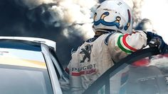 Paolo Andreucci, aboard the Peugeot 208 T16, is back for a new challenge! Defying a serious adversary, he climbs to the top of the Mount Etna, the highest active volcano in Europe. The result? A spectacular, high-adrenaline, video!