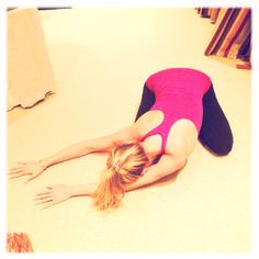 12 stretches to help ease neck/back/shoulder tension from Breast feeding
