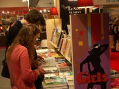 Salon du livre et de la presse / Edition 2011 / (c) Pablo Feix