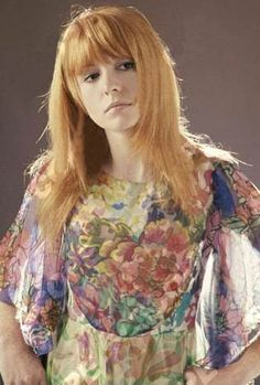 This blouse is very much like stuff the Hippies wore back in my high school days. Jane Asher