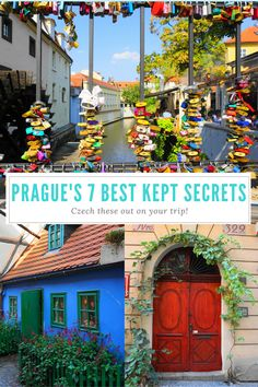 Prague's 7 Best Kept Secrets #traveltips