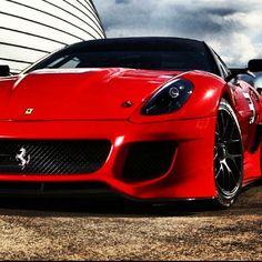 Stand back in awe #Ferrari