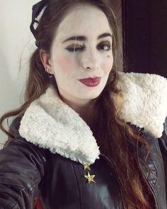#harleyquinn #cosplay #bombshell #cosplaymakeup #picoftheday
