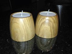 woodturning tealights - Google Search