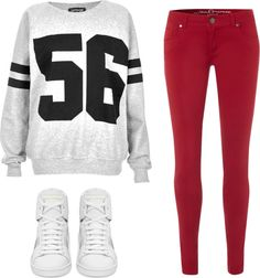 """Untitled #285"" by ashley-lambert ❤ liked on Polyvore"