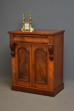 Victorian Mahogany Chiffonier. Excellent condition, ready to be placed in your home. C1870