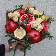 Красиво 😍#vkusniebuketi #сделанослюбовью #фруктовыйбукетминск