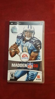 1be5a89d9 Madden NFL 08 Sony For PSP UMD Football