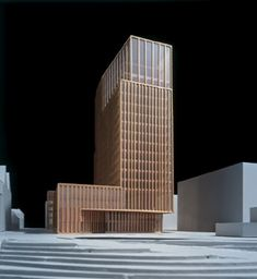Empire Riverside Hotel, Hamburg - David Chipperfield Architects